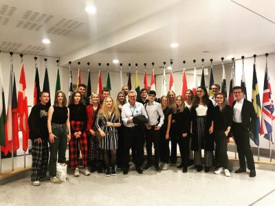 FIC´s European Study Tour from the 19th to the 21st of November 2018